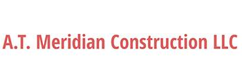 A.T. Meridian Construction LLC Logo
