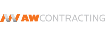 AW Contracting Logo