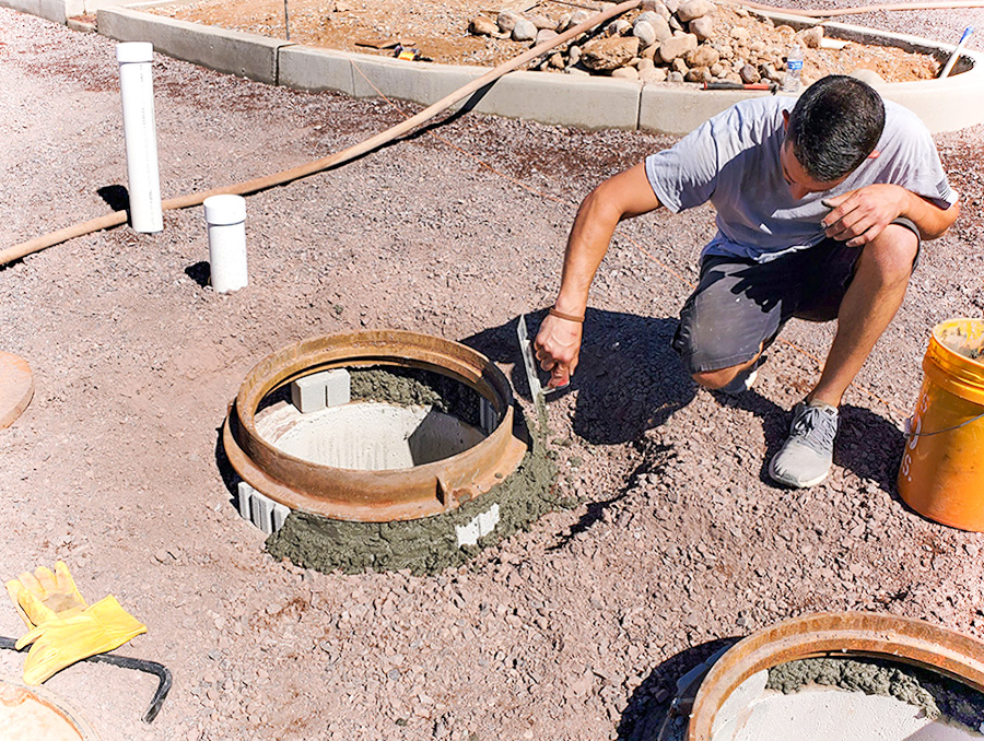 Commercial Plumbing Company in Cave Creek AZ